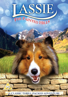 Lassie: In the Painted Hills (1951) (Normal) [DVD]