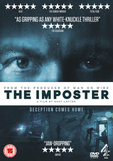 The Imposter (2012) (Normal) [DVD]