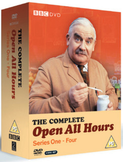 Open All Hours: The Complete Series 1-4 (1985) (Box Set) [DVD]