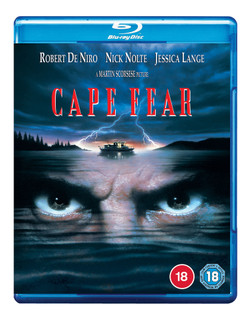 Cape Fear (1991) (Normal) [Blu-ray] [Blu-ray / Normal]