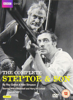 Steptoe and Son: Complete Series 1-8 (1974) (Box Set) [DVD]