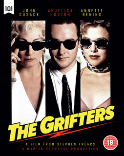 The Grifters (1990) (with DVD - Double Play) [Blu-ray]