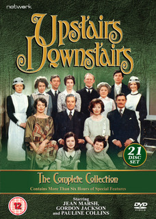 Upstairs Downstairs: The Complete Series (1975) (Box Set) [DVD]