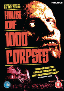 House of 1000 Corpses (2003) (Normal) [DVD]