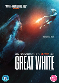 Great White (2021) (Normal) [DVD] [DVD / Normal]