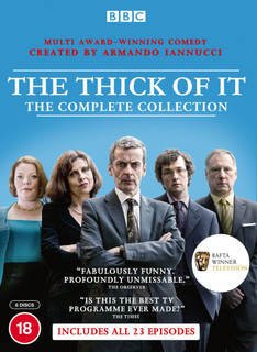 The Thick of It: Complete Collection (2012) (Box Set) [DVD] [DVD / Box Set]