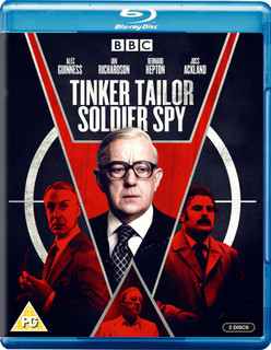 Tinker Tailor Soldier Spy (1979) (Normal) [Blu-ray]