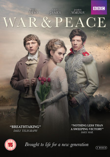 War and Peace (2016) (Normal) [DVD]