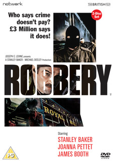 Robbery (1967) (Normal) [DVD]