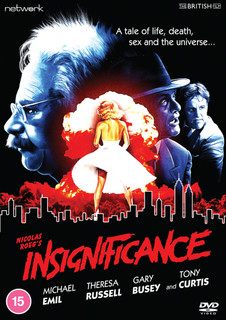 Insignificance (1985) (Normal) [DVD] [DVD / Normal]
