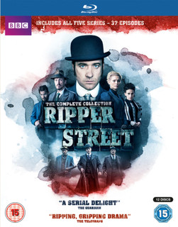 Ripper Street: The Complete Collection (2016) (Box Set) [Blu-ray]