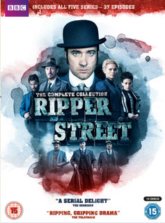 Ripper Street: The Complete Collection (2016) (Box Set) [DVD]