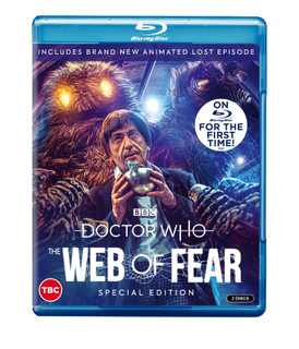Doctor Who: The Web of Fear (1968) (Normal) [Blu-ray] [Blu-ray / Normal]