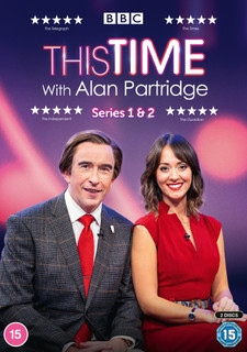 This Time With Alan Partridge: Series 1 & 2 (2021) (Normal) [DVD] [DVD / Normal]