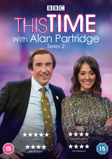 This Time With Alan Partridge: Series 2 (2021) (Normal) [DVD] [DVD / Normal]
