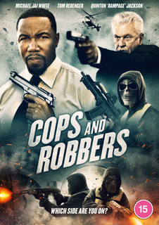 Cops and Robbers (2017) (Normal) [DVD] [DVD / Normal]