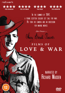 Harry Birrell Presents Films of Love and War (2019) (Normal) [DVD] [DVD / Normal]