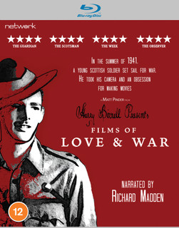 Harry Birrell Presents Films of Love and War (2019) (Normal) [Blu-ray] [Blu-ray / Normal]