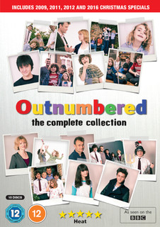 Outnumbered: The Complete Collection (2014) (Box Set) [DVD] [DVD / Box Set]