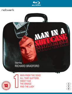 Man in a Suitcase: Volume 1 (1967) (Normal) [Blu-ray] [Blu-ray / Normal]