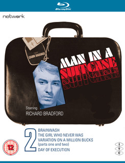 Man in a Suitcase: Volume 2 (1967) (Normal) [Blu-ray] [Blu-ray / Normal]
