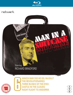 Man in a Suitcase: Volume 6 (1968) (Normal) [Blu-ray] [Blu-ray / Normal]