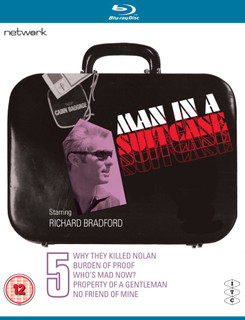 Man in a Suitcase: Volume 5 (1968) (Normal) [Blu-ray] [Blu-ray / Normal]