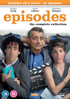 Episodes: The Complete Collection (2017) (Box Set) [DVD]