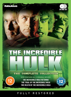 The Incredible Hulk: The Complete Collection (1982) (Box Set) [DVD] [DVD / Box Set]