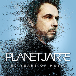 Planet Jarre: 50 Years of Music (2018) (Super Deluxe  Album with Cassette Tape) [CD]