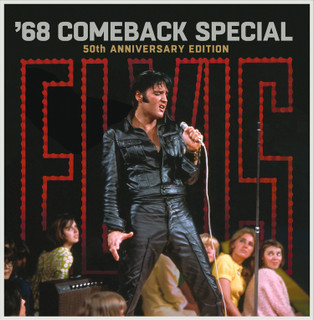 Elvis '68 Comeback Special (2018) (50th Anniversary  Box Set with Blu-ray) [CD]