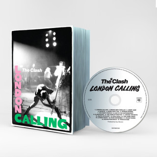London Calling (1979) (Limited  with Book) [CD]