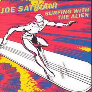 Surfing With the Alien (1999) (Remastered Album) [CD]