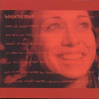 When the Pawn Hits... (1999) (Album) [CD]