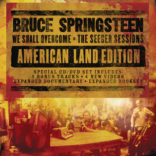 We Shall Overcome: The Seeger Sessions: American Land Edition (Album with DVD) [CD] [CD / Album with DVD] (2006)