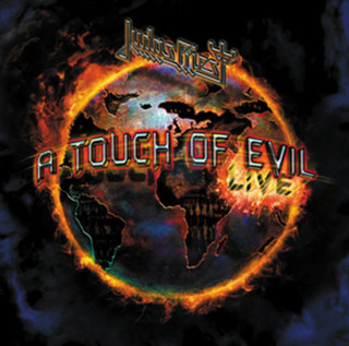 A Touch of Evil (2009) (Album) [CD]