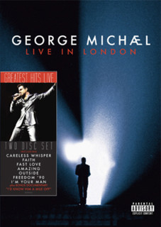 George Michael: Live in London (2009) (Normal) [DVD] [DVD / Normal]