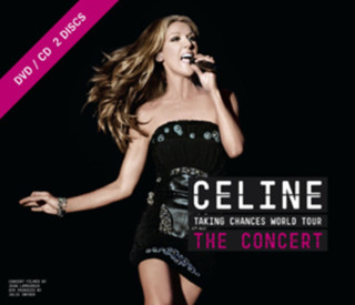 Celine Dion: Through the Eyes of the World (2009) (with CD) [DVD] [DVD / with CD]