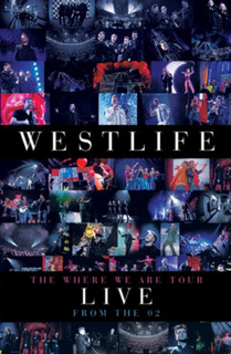 Westlife: The Where We Are Tour - Live at the O2 (2009) (Normal) [DVD]