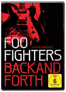 Foo Fighters: Back and Forth (2011) (Normal) [DVD]