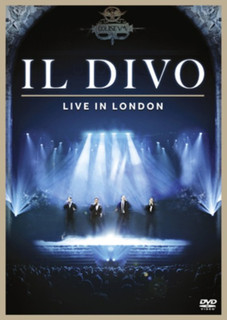Il Divo: Live in London (2011) (Normal) [DVD] [DVD / Normal]