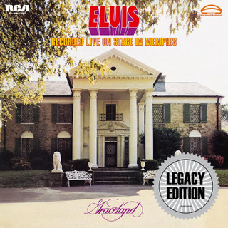 Elvis Recorded Live On Stage in Memphis (1974) (Legacy  Album) [CD]