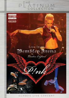 Pink: Live from Wembley Arena - London, England (2007) (Normal) [DVD]