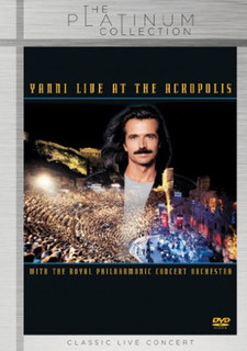 Yanni: Live at the Acropolis (1993) (Normal) [DVD]