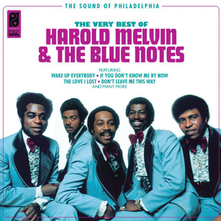 The Very Best of Harold Melvin and the Blue Notes (Album) [CD] (2014)