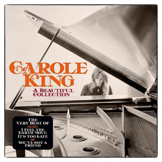 A Beautiful Collection: The Very Best of Carole King (Album) [CD] (2015)