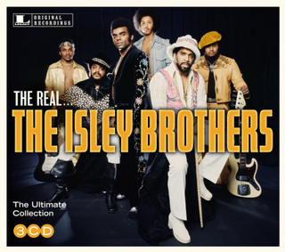 The Real... The Isley Brothers (Album) [CD] [CD / Album] (2015)