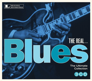 The Real... Blues: The Ultimate Collection (Album) [CD] (2015)