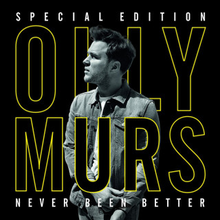 Never Been Better (Special  Album with DVD) [CD] (2015)