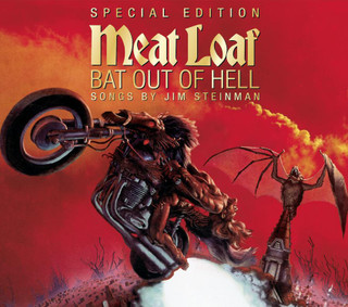 Bat Out of Hell (1977) (Special  Album with DVD) [CD]